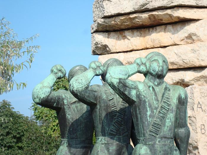 Памятники советского прошлого в Будапеште - Szoborpark 20019
