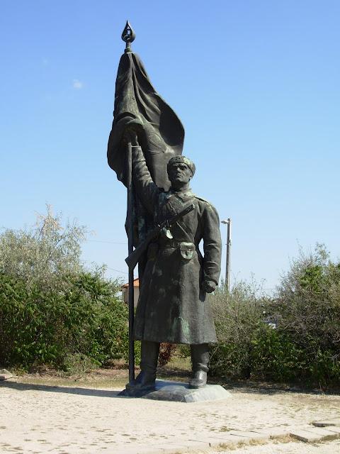 Памятники советского прошлого в Будапеште - Szoborpark 15427