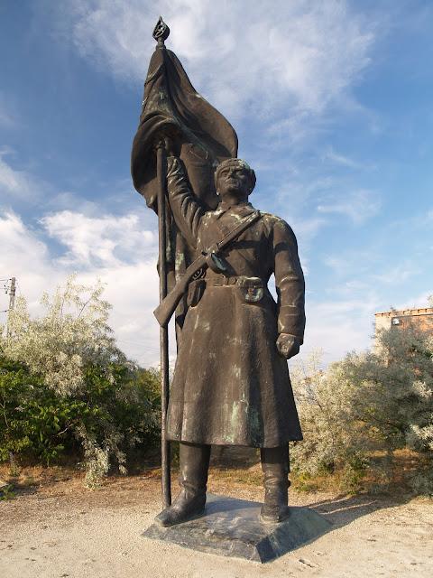 Памятники советского прошлого в Будапеште - Szoborpark 96482