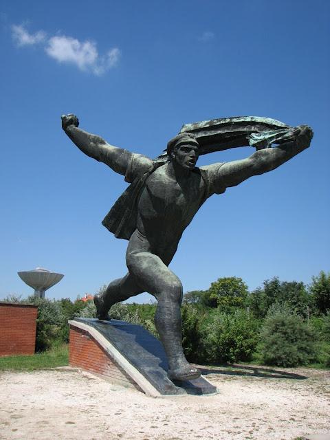 Памятники советского прошлого в Будапеште - Szoborpark 87170