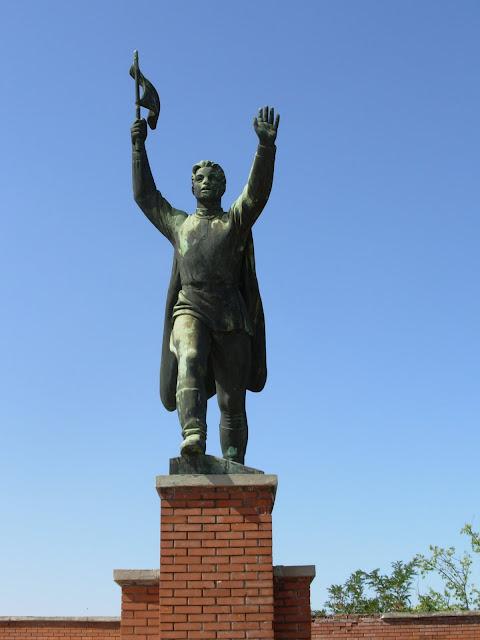 Памятники советского прошлого в Будапеште - Szoborpark 59814