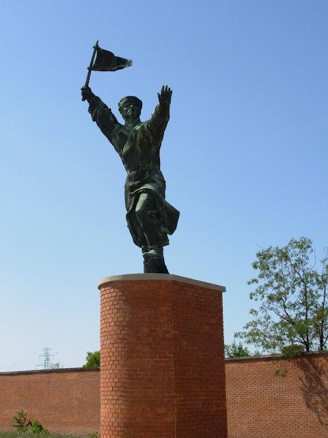 Памятники советского прошлого в Будапеште - Szoborpark 66537