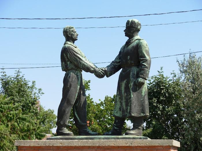 Памятники советского прошлого в Будапеште - Szoborpark 94794