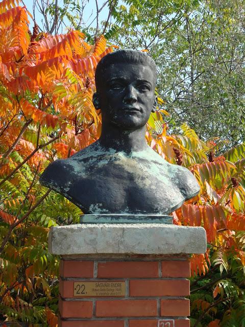 Памятники советского прошлого в Будапеште - Szoborpark 38695