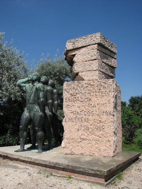 Памятники советского прошлого в Будапеште - Szoborpark 38775