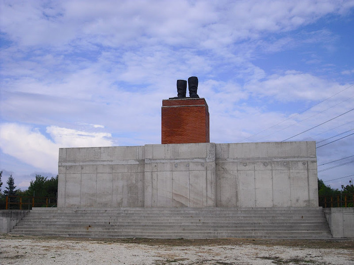 Памятники советского прошлого в Будапеште - Szoborpark 97143