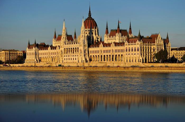 Жемчужинa Дуная - Будапешт часть1 12947