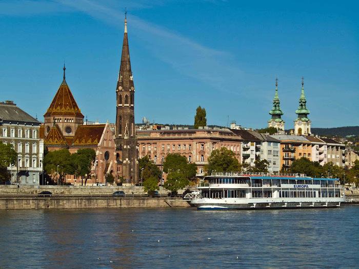 Жемчужинa Дуная - Будапешт часть1 30757