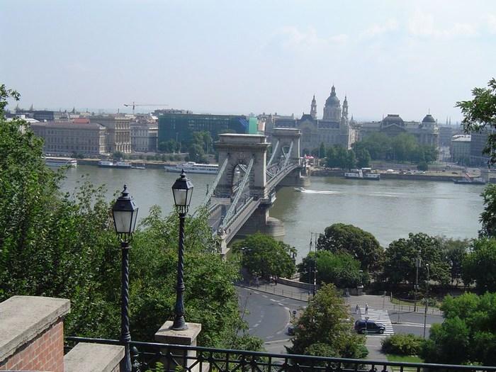 Жемчужинa Дуная - Будапешт часть1 16325