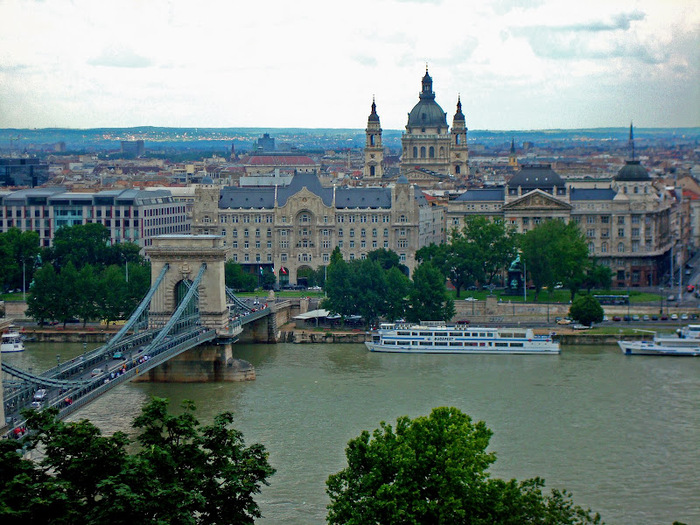 Жемчужинa Дуная - Будапешт часть1 64422
