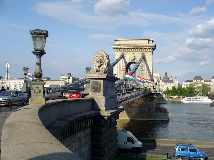 Жемчужинa Дуная - Будапешт часть1 33584