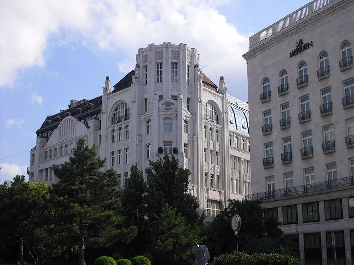 Жемчужинa Дуная - Будапешт часть1 73253