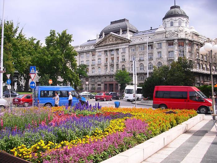 Жемчужинa Дуная - Будапешт часть1 82351