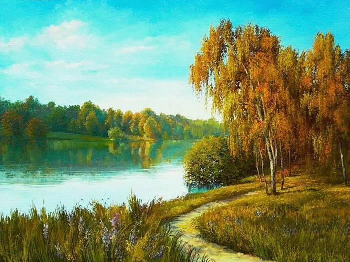 Былич Александр Леонидович.Тишина. (600x525, 121Kb)