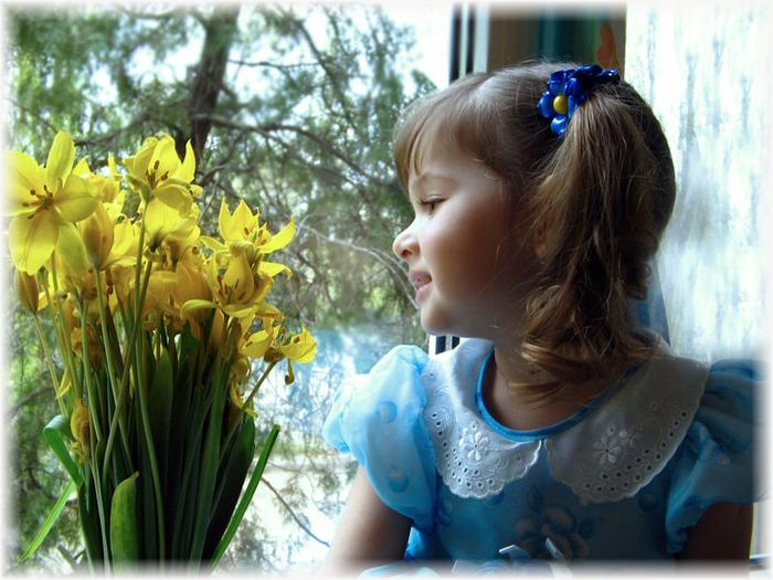 О весне, детстве и надеждах.