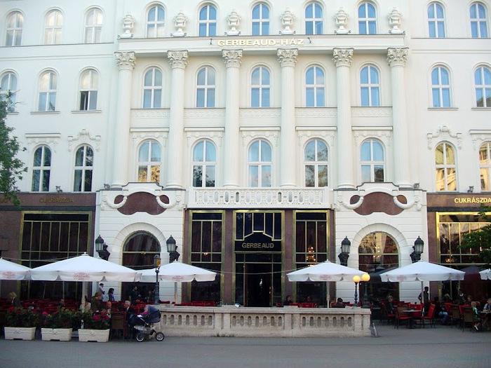 Жемчужинa Дуная - Будапешт часть1 26718