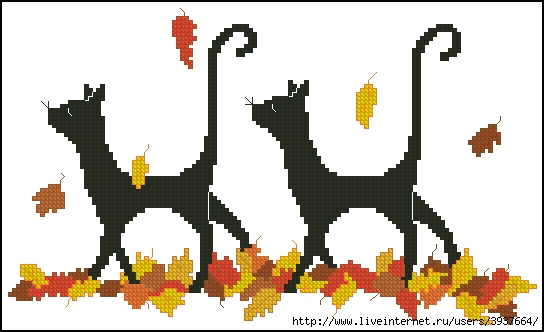 3937664_Autumn_Cats (544x332, 97Kb)