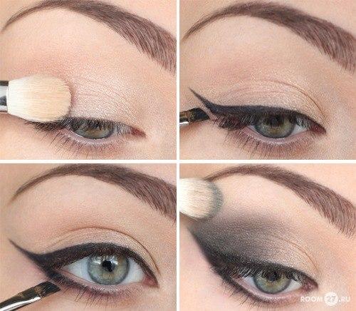 макияж в стиле нюд