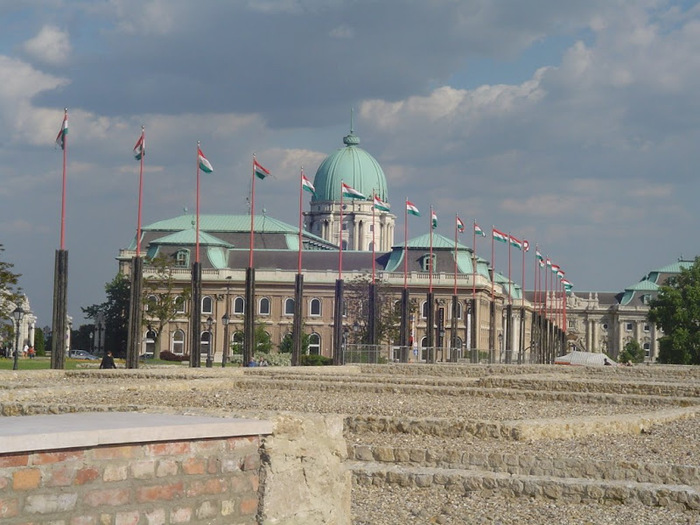 Королевский Дворец - Будапешт 27039