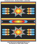 ������ 1201809_checkbook_01_beadwork_pattern_lakota_star_preview (548x643, 410Kb)
