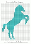 ������ 1201826_horse_rampant_01_bead_pattern_native_american (497x700, 283Kb)
