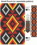 ������ 1201845_native_american_beading_pattern_small_pouch_repeatable_01 (568x690, 399Kb)