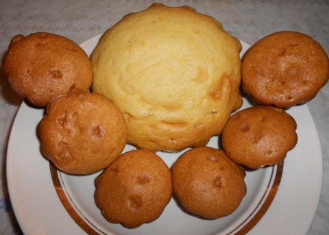 кекс на майонезе рецепт с фото