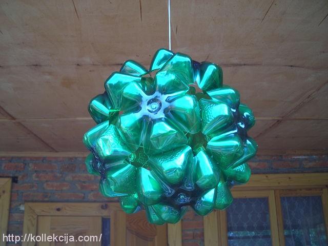 Елочная игрушка своими руками сделать из лампочки