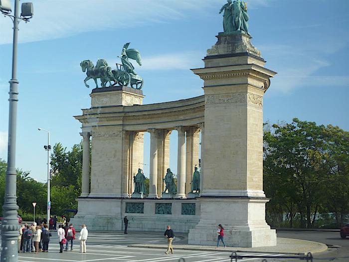 Площадь Героев (Будапешт) 73474
