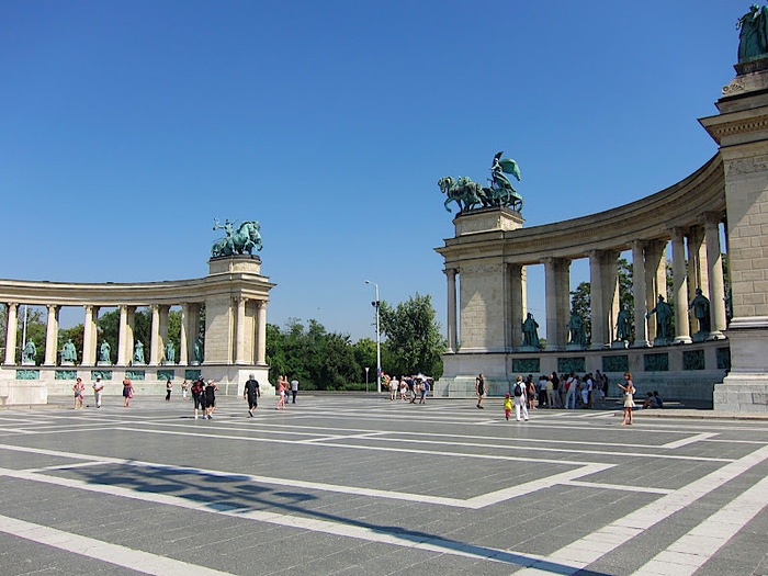 Площадь Героев (Будапешт) 46411