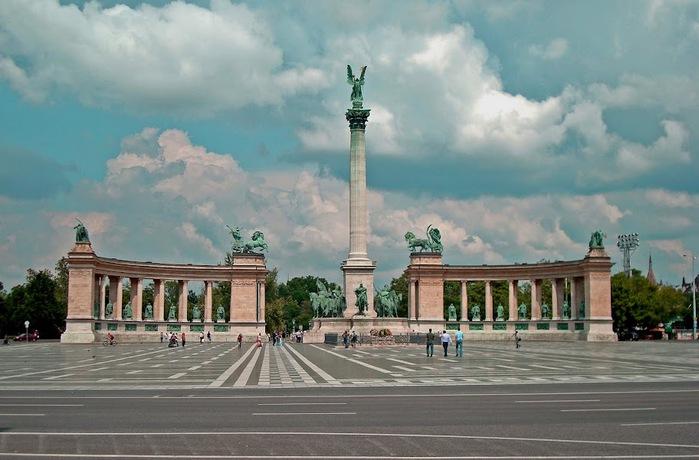 Площадь Героев (Будапешт) 90720