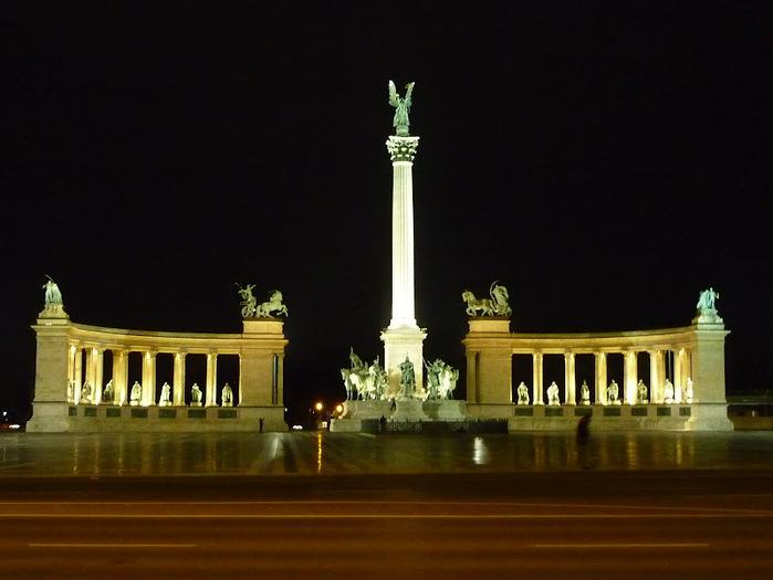Площадь Героев (Будапешт) 16770