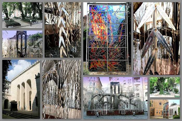 Центральная Синагога Будапешта - Dohany Street Synagogue 37833