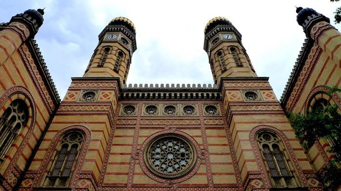 Центральная Синагога Будапешта - Dohany Street Synagogue 15051