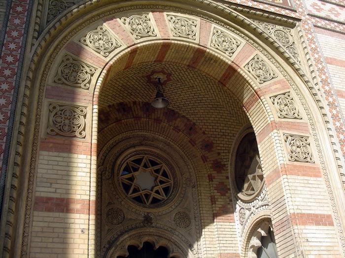 Центральная Синагога Будапешта - Dohany Street Synagogue 13119