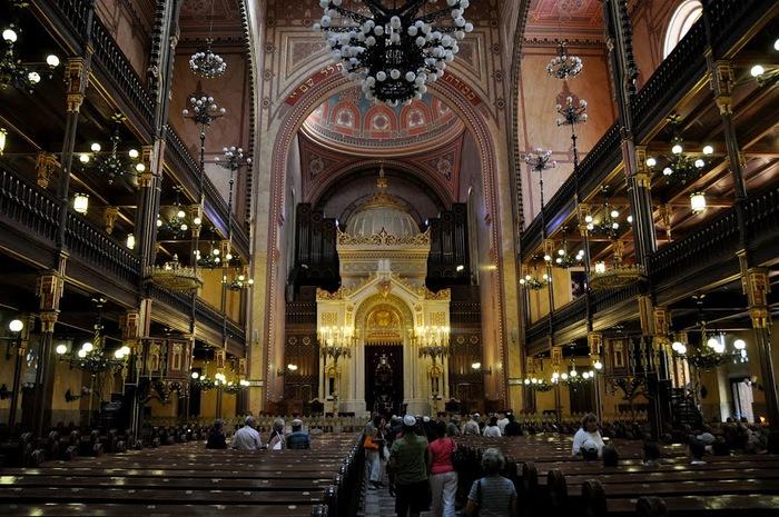 Центральная Синагога Будапешта - Dohany Street Synagogue 27099