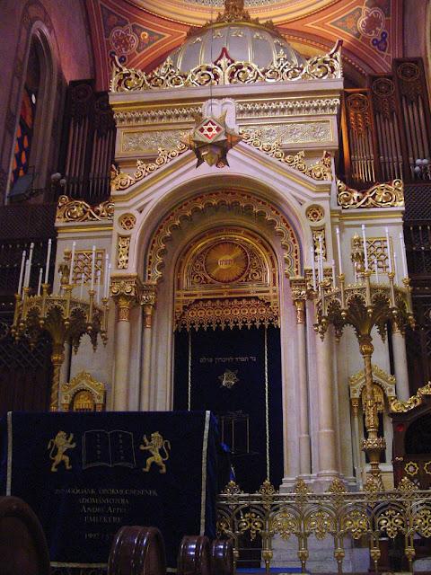 Центральная Синагога Будапешта - Dohany Street Synagogue 51286