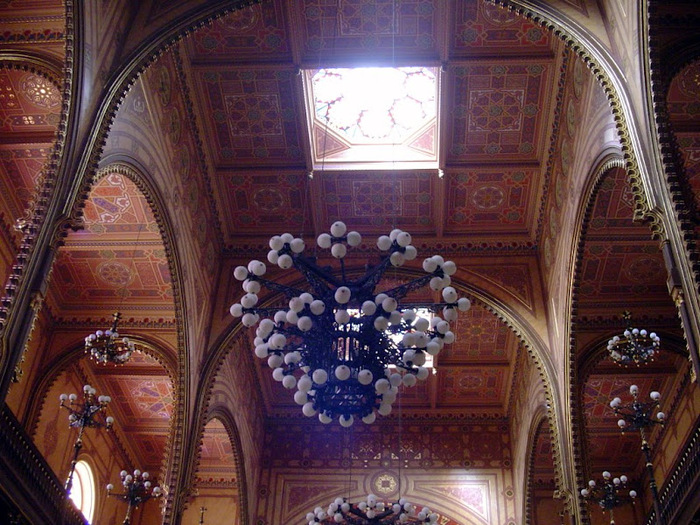 Центральная Синагога Будапешта - Dohany Street Synagogue 90142