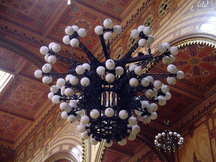 Центральная Синагога Будапешта - Dohany Street Synagogue 99812
