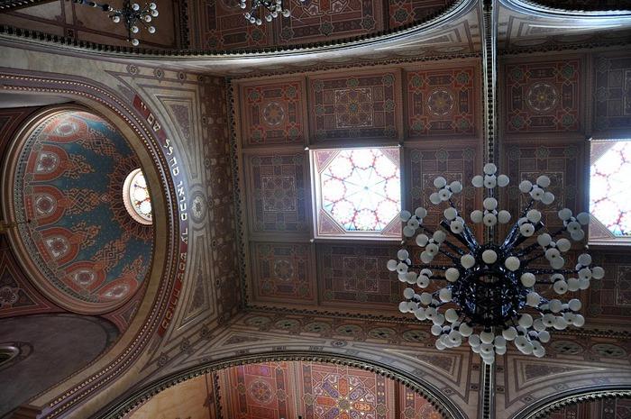 Центральная Синагога Будапешта - Dohany Street Synagogue 82473