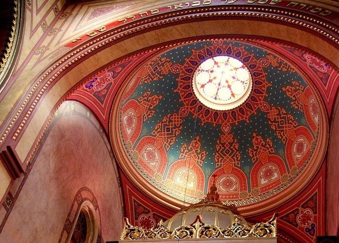 Центральная Синагога Будапешта - Dohany Street Synagogue 14124