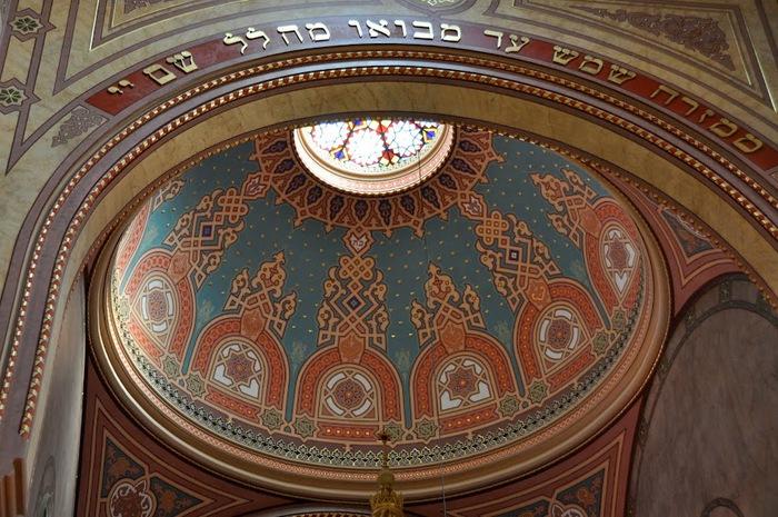 Центральная Синагога Будапешта - Dohany Street Synagogue 34170