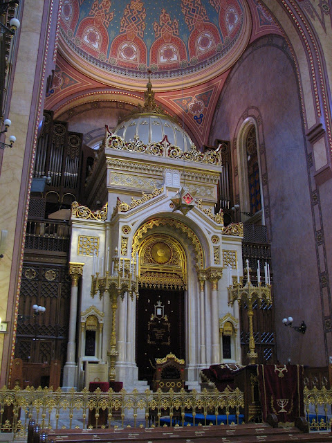 Центральная Синагога Будапешта - Dohany Street Synagogue 21464