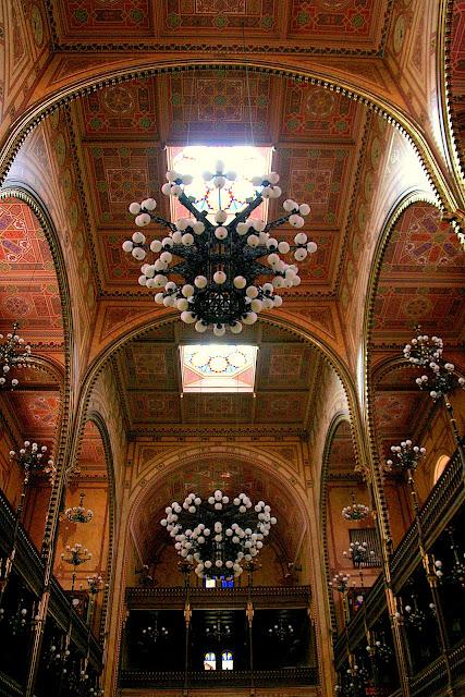 Центральная Синагога Будапешта - Dohany Street Synagogue 54265