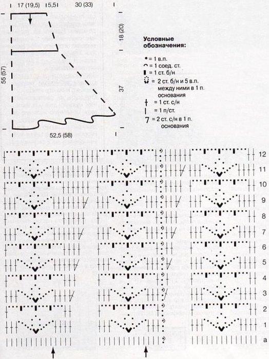 Схема вязание юбки крючком/4174683_qa163 (524x700, 87Kb)