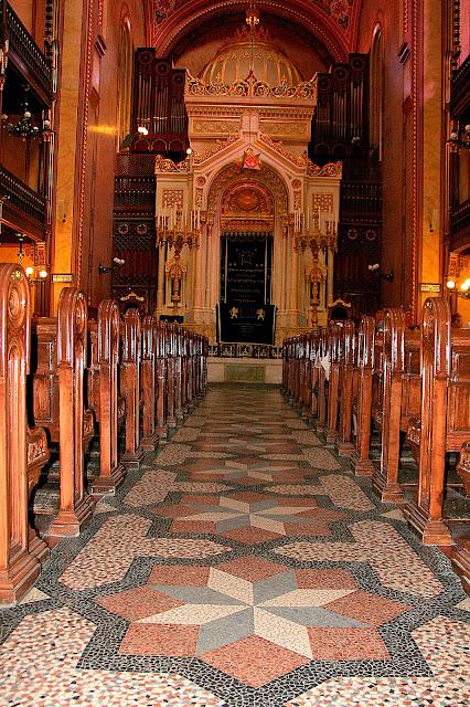 Центральная Синагога Будапешта - Dohany Street Synagogue 65601