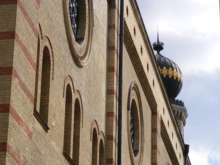 Центральная Синагога Будапешта - Dohany Street Synagogue 90045