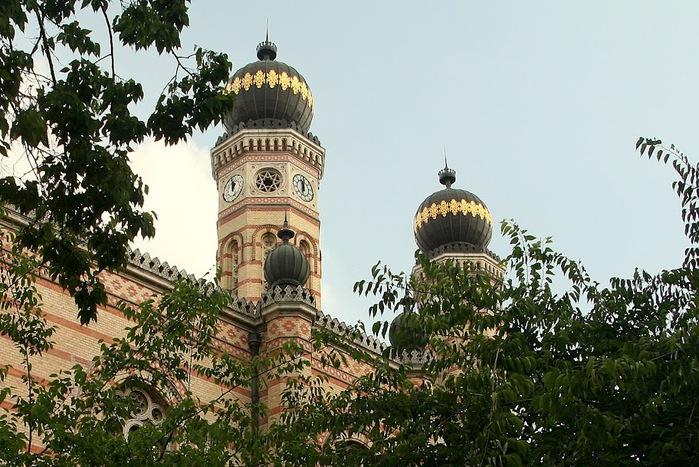 Центральная Синагога Будапешта - Dohany Street Synagogue 21150