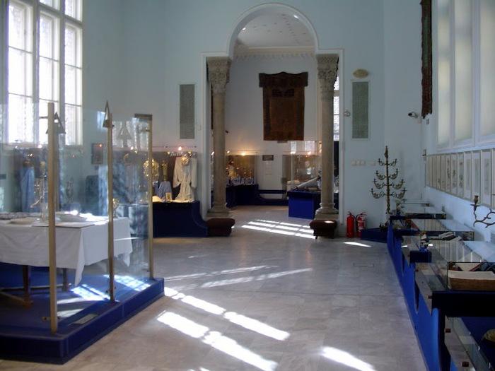 Центральная Синагога Будапешта - Dohany Street Synagogue 57978