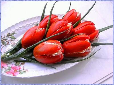 тюльпаны (400x300, 221Kb)